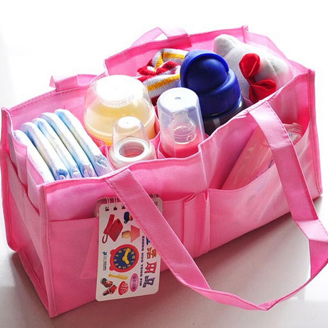 The ultimate packing list when traveling with toddlers for Baby stuff organizer