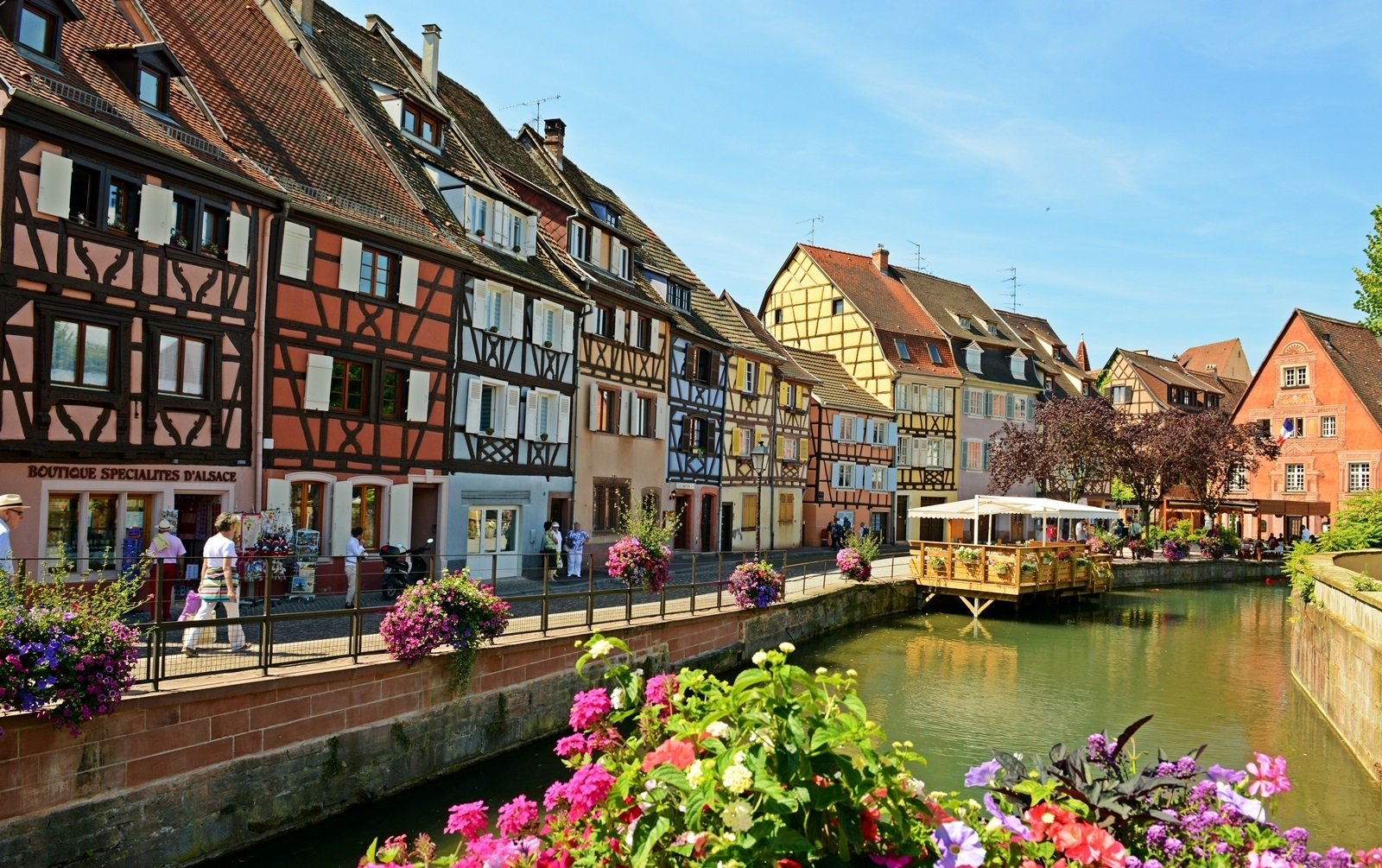Fairy tale villages - Colmar