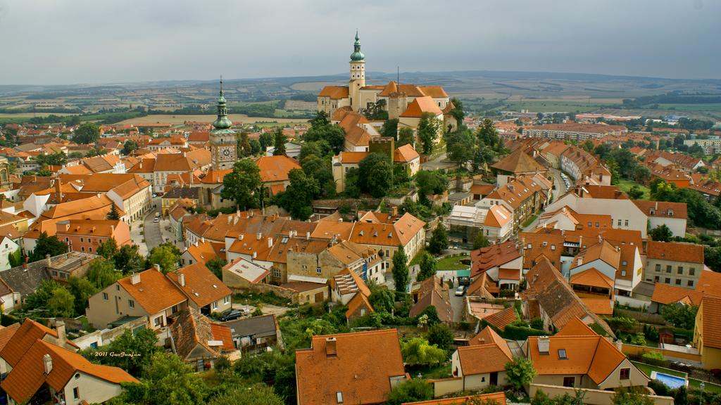 Mikulov Czech Republic - fairy tale villages