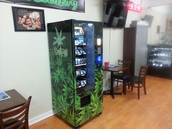 Craziest Vending Machines Around The World