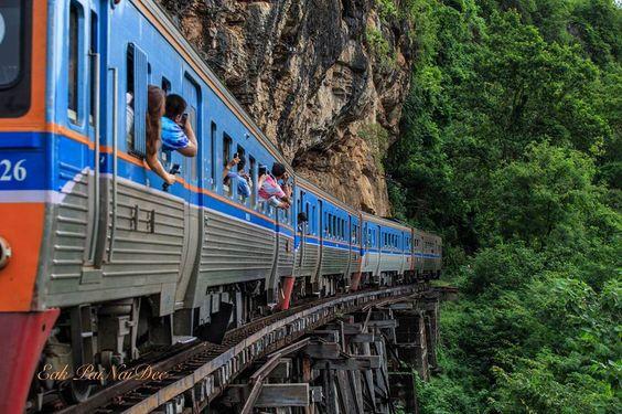 Thailand Rail Trips
