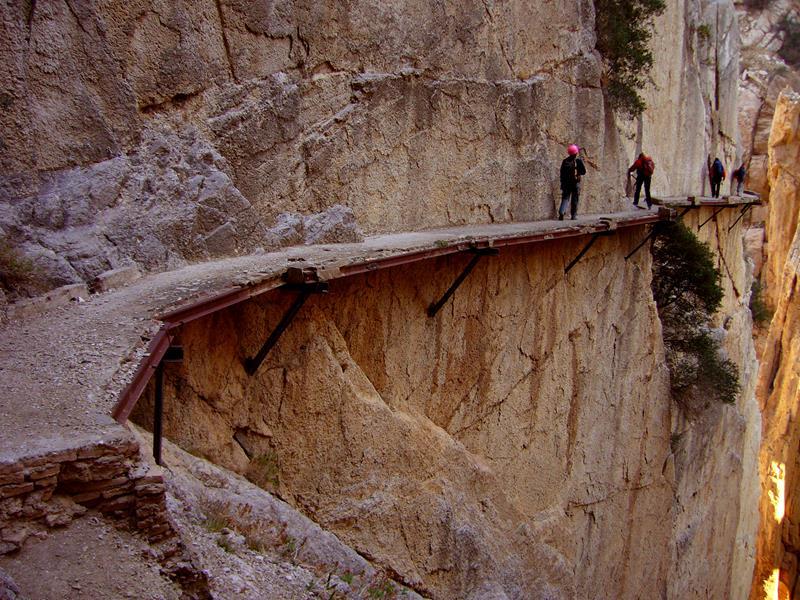 Best Hiking Trails - El Caminito Del Rey