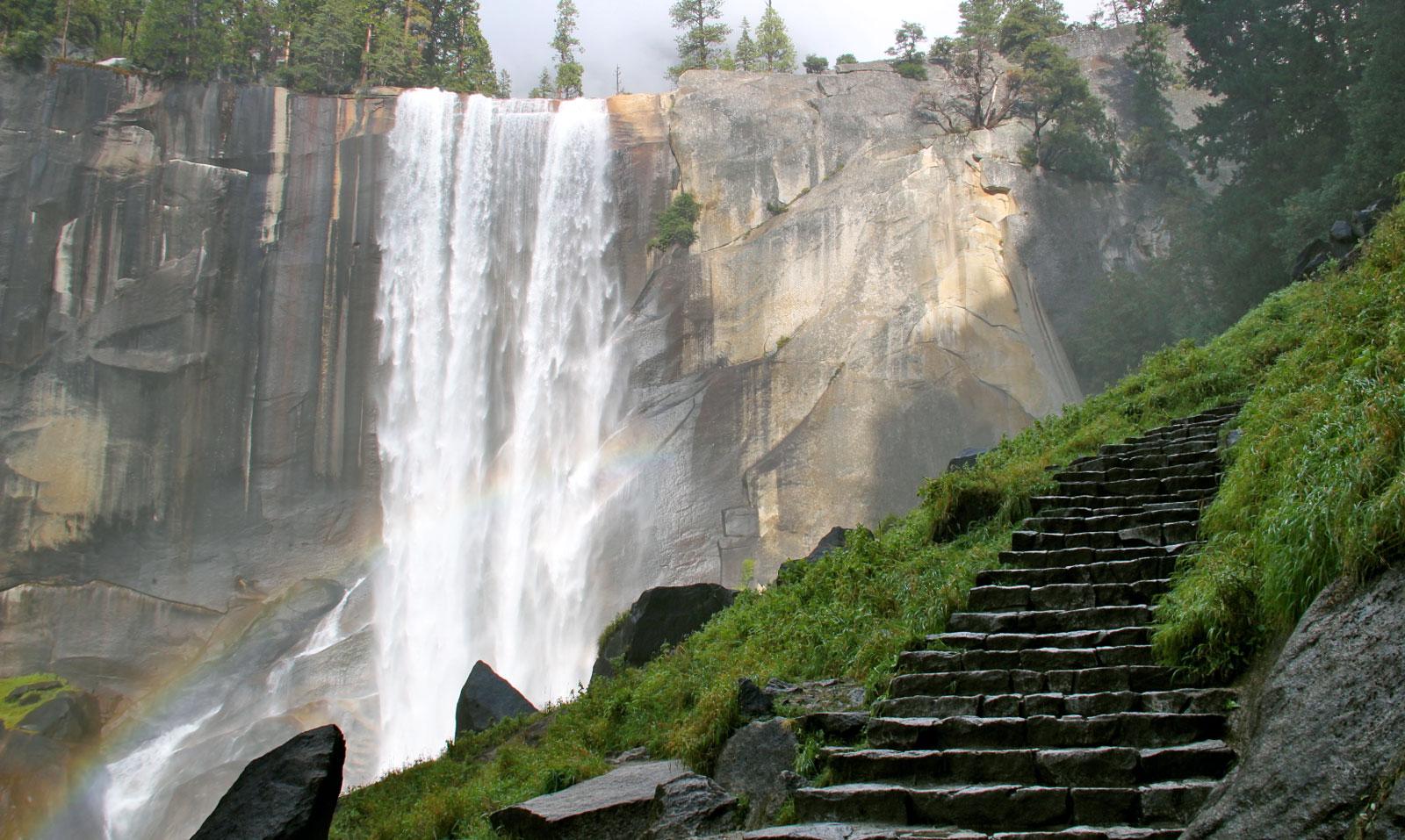 Best Hiking Trails - Mist Trail