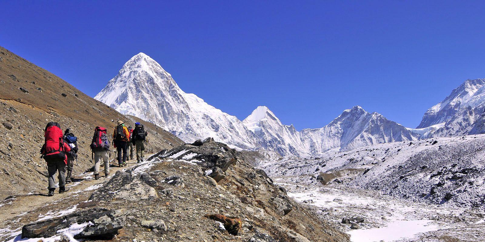 Best Hiking Trails - Himalayas Nepal