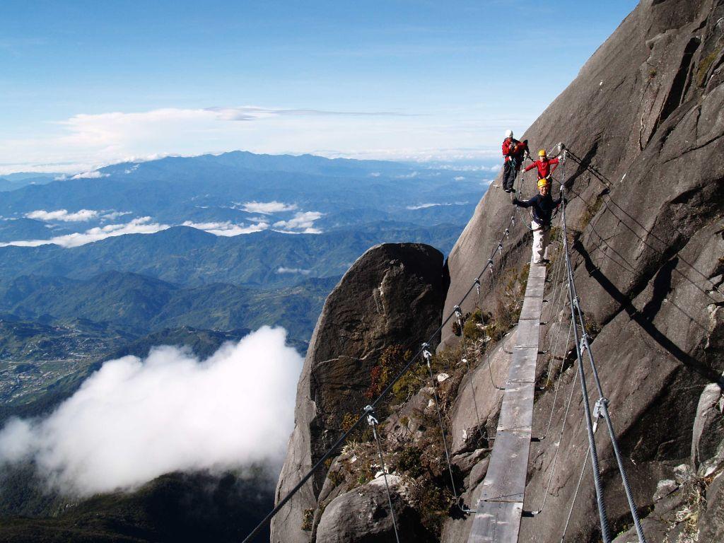 Best Hiking Trails - Via Ferrata Italy