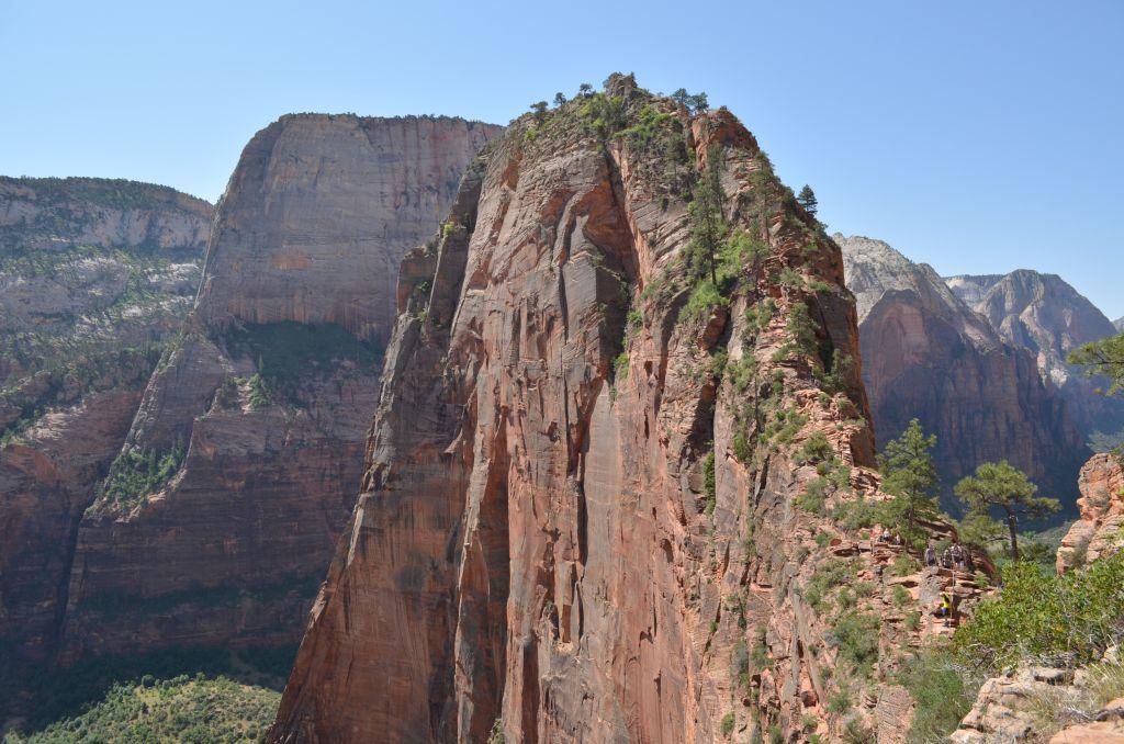 Best Hiking Trails - Angel's Landing