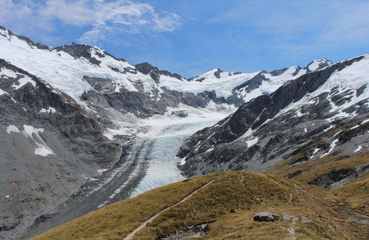 Best Hiking Trails - Cascade Saddle New Zealand