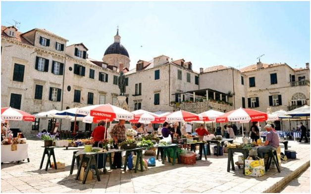 Croatia eateries