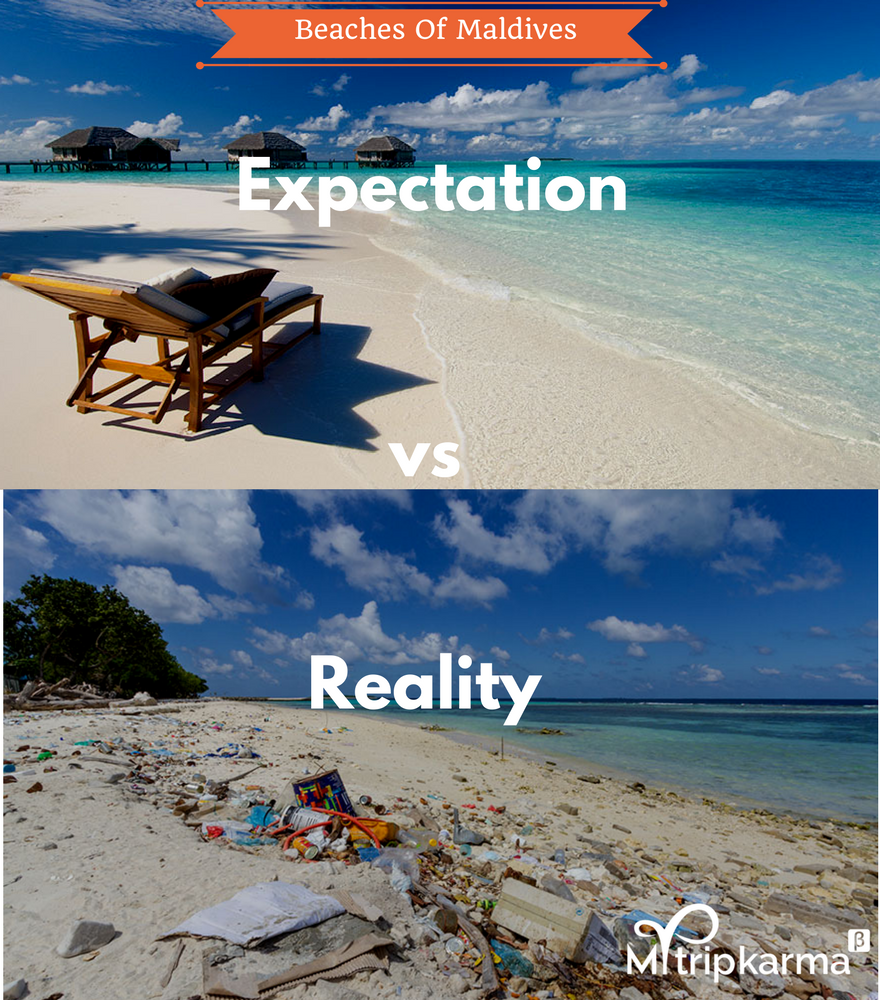 popular tourist destinations  expectations vs reality