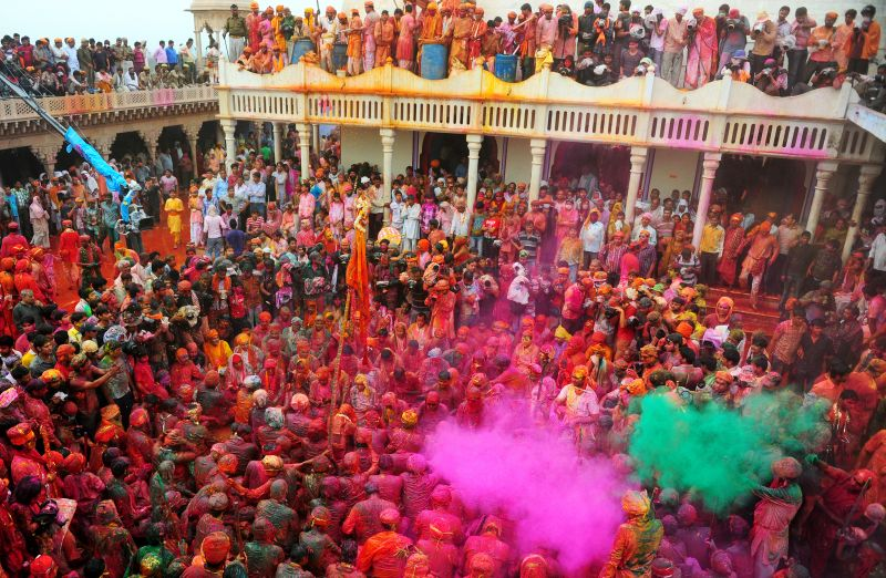 INDIA-HINDUISM-FESTIVAL-HOLI